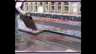 Пеностекло: монтаж плит из пеностекла на плоской кровле(Монтаж плит из пеностекла Foamglas Readyboard на плоской кровле с помощью однокомпонентного герметика. Все о пеност..., 2015-06-03T21:32:03.000Z)