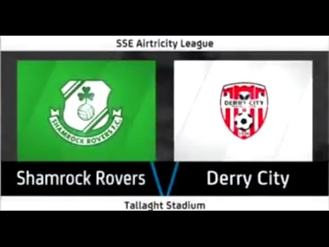 HIGHLIGHTS: Shamrock Rovers 0-1 Derry City