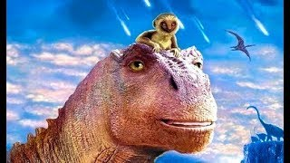 Pelicula de dinosaurios disney