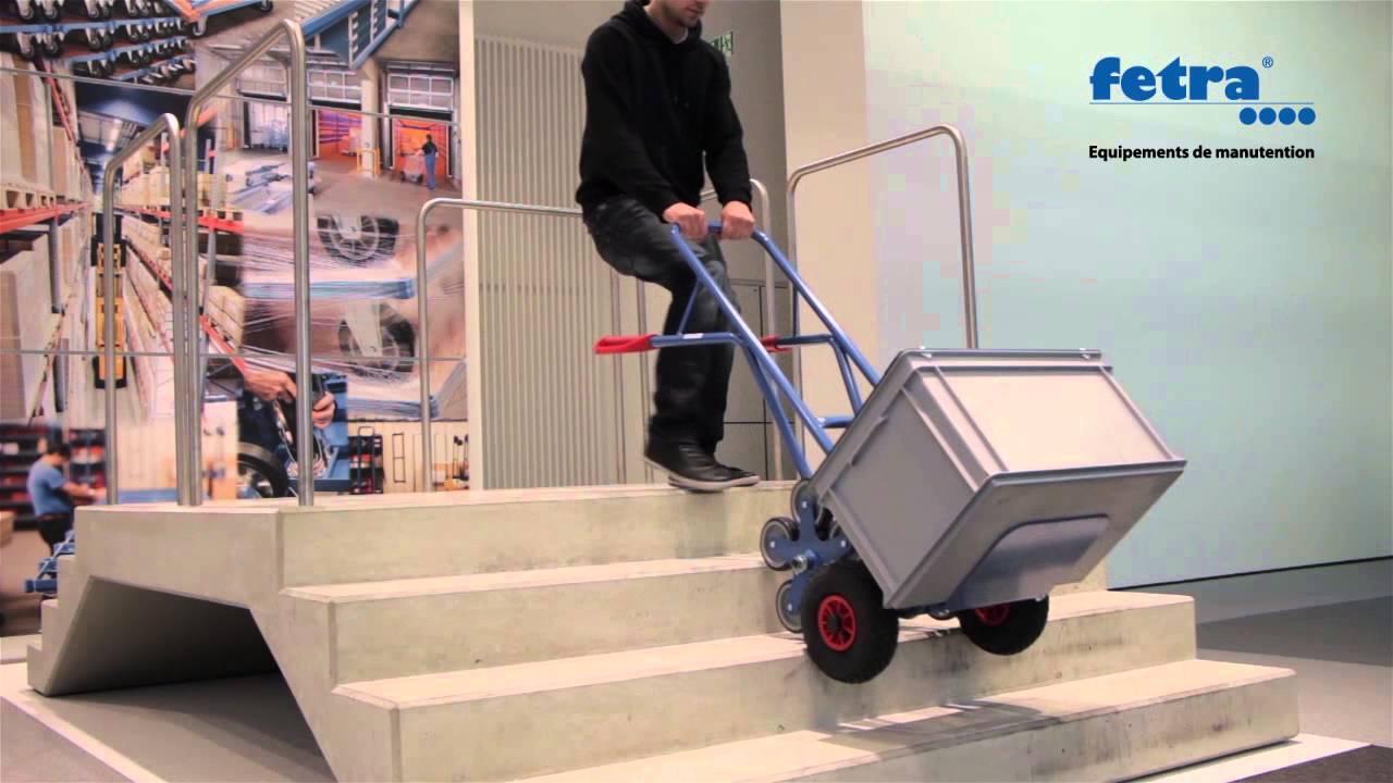 diable de manutention pour escaliers tap france. Black Bedroom Furniture Sets. Home Design Ideas