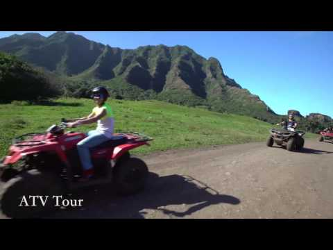 ATV Secret Spots Tour - Video