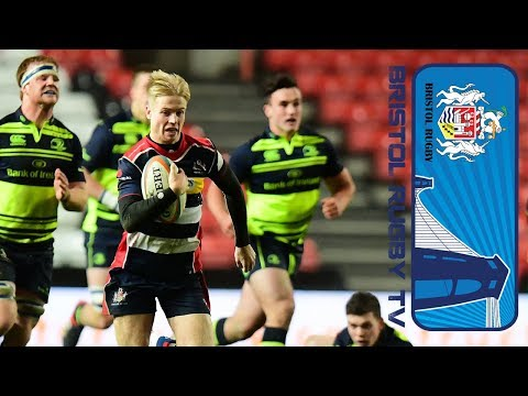 B&I Cup: Bristol Rugby vs Leinster 'A'