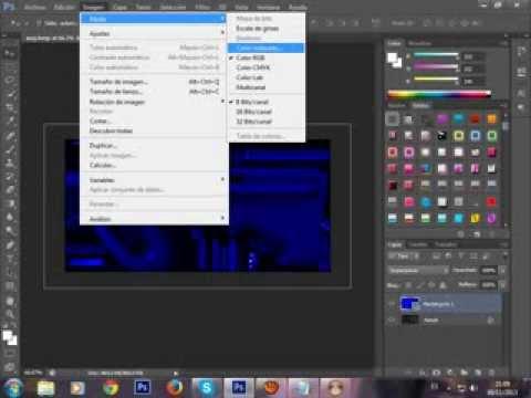 Como Editar Skins De Cs 1.6 Con Photoshop Cs6