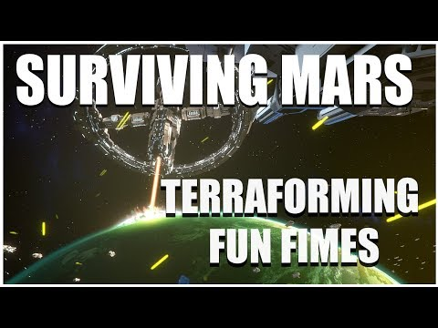 Surviving Mars Except We're Going To Do A Terrible Job At Terraforming (May Include Some Famine)