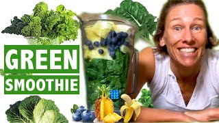 How to make the perfect Green Smoothie! #UmoyoLife 025