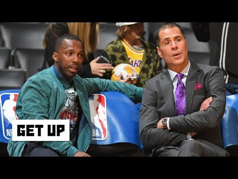 The Lakers are hustling to create a max salary slot – Woj | Get Up