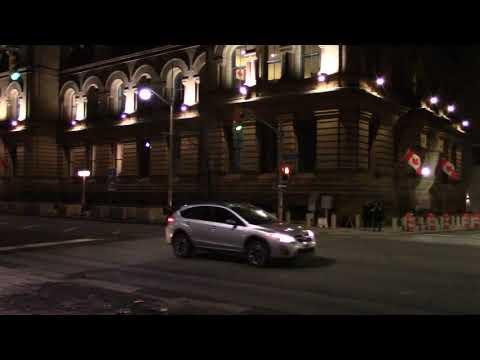 OTTAWA DT STREETS NIGHT