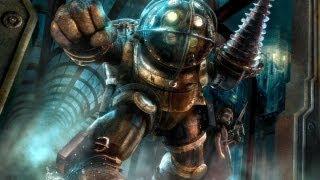 Bioshock 2 Multiplayer: 14 Killstreak w/ Big Daddy Suit +