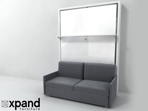 Nuovoliola resource furniture wall bed systems doovi for Italian wall bed system