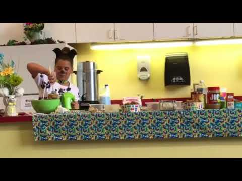 Oklahoma State Fair 2017 4H Cooking Demonstration