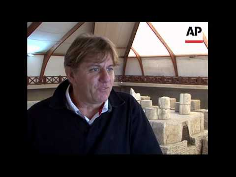 Serbia excavates site of an ancient Roman ruin