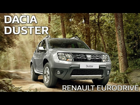 DACIA Duster - Tax-free Car Lease in Europe