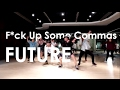 F*ck Up Some Commas - Future | Choreography KAO.Bazic | Hiphop Swag | Beginner Class