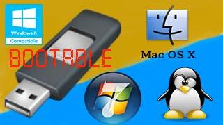 Créer une clé USB bootable avec n'importe quelle ISO