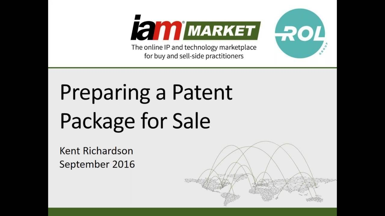 images How to Sell a Patent