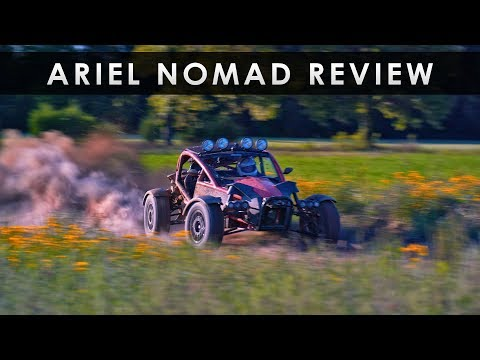 Review | Ariel Nomad | The Muddy Maniac