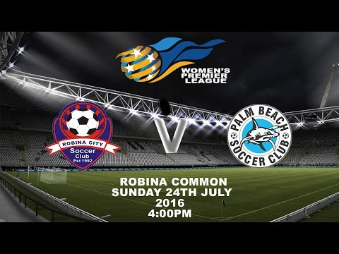 Women's Premier League Rnd 15 Robina SC vs Palm Beach SC (14-0)