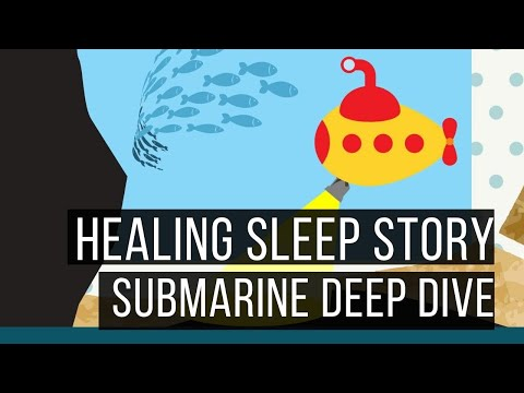 The Submarine Deep Dive: Long Hypnotic Bedtime Story For Grown Ups