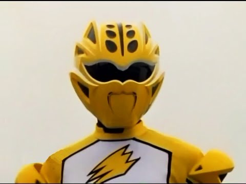Power Rangers Top 10 Yellow Rangers