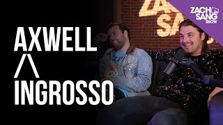 Axwell Ingrosso Talk Renegade Swedish House Mafia And The Chainsmokers
