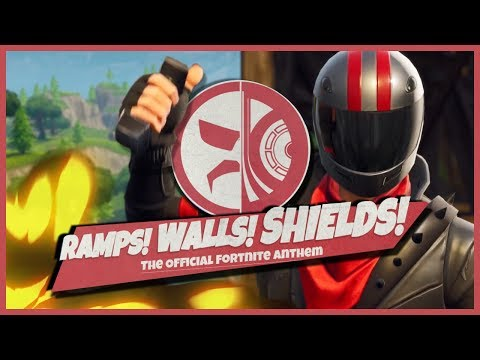 Ramps! Walls! Shields! - Doc's Official Fortnite Anthem   By DrDisRespect and Starcadian