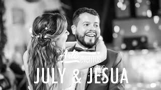Arte Eventos - Matrimonio Juli y Jesua - Bodas espectaculares