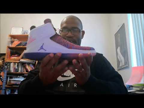 Air Jordan XXXII Finale AA1253-105 White/Black-Court Purple | Authentic Verification
