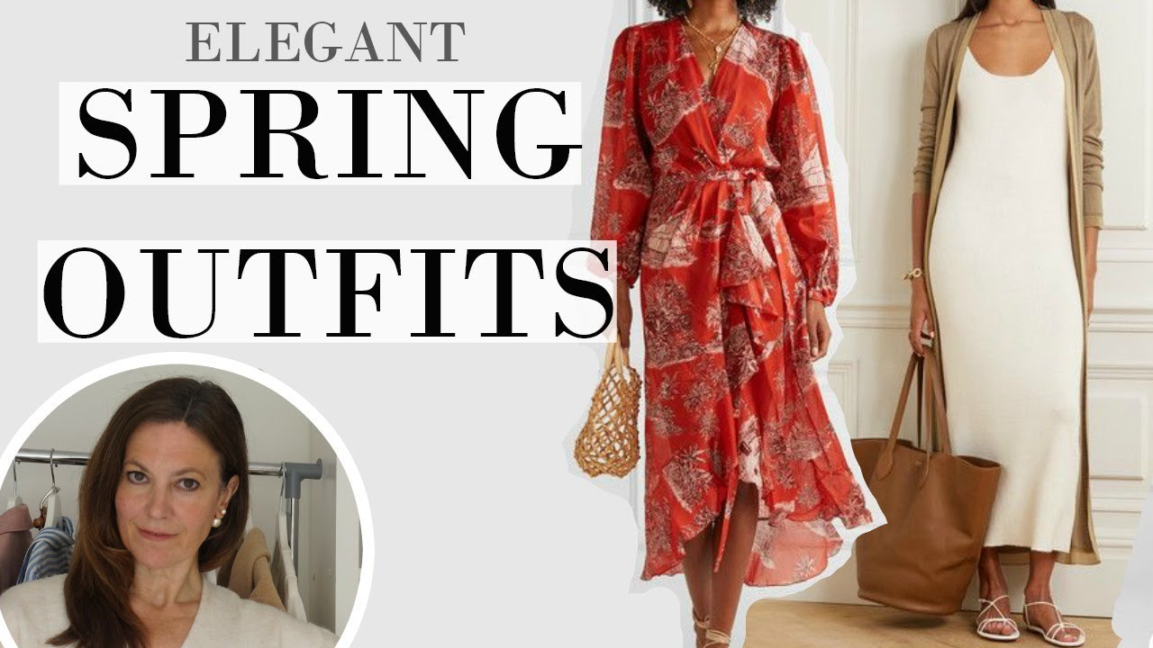 Elegant Spring Outfits for 14  Fashion Over 14