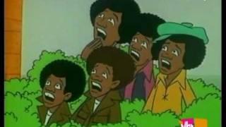 Seni Geri İstiyorum - Jackson 5 Karikatür (Jackson 5ive)