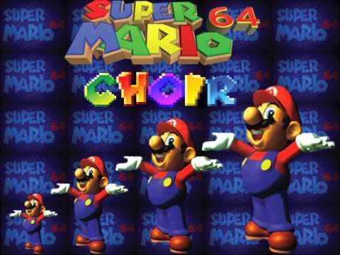 Super Mario 64 Choir: Sleepy Mario (Piranha Plant Lullaby)