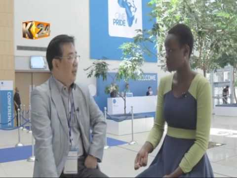 Interview with Samsung East Africa MD, John Park