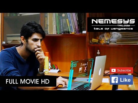 Zero Budget CGI Vfx Sci fi Indian Short Film - Nemesys : Tale of Vengeance (2015)