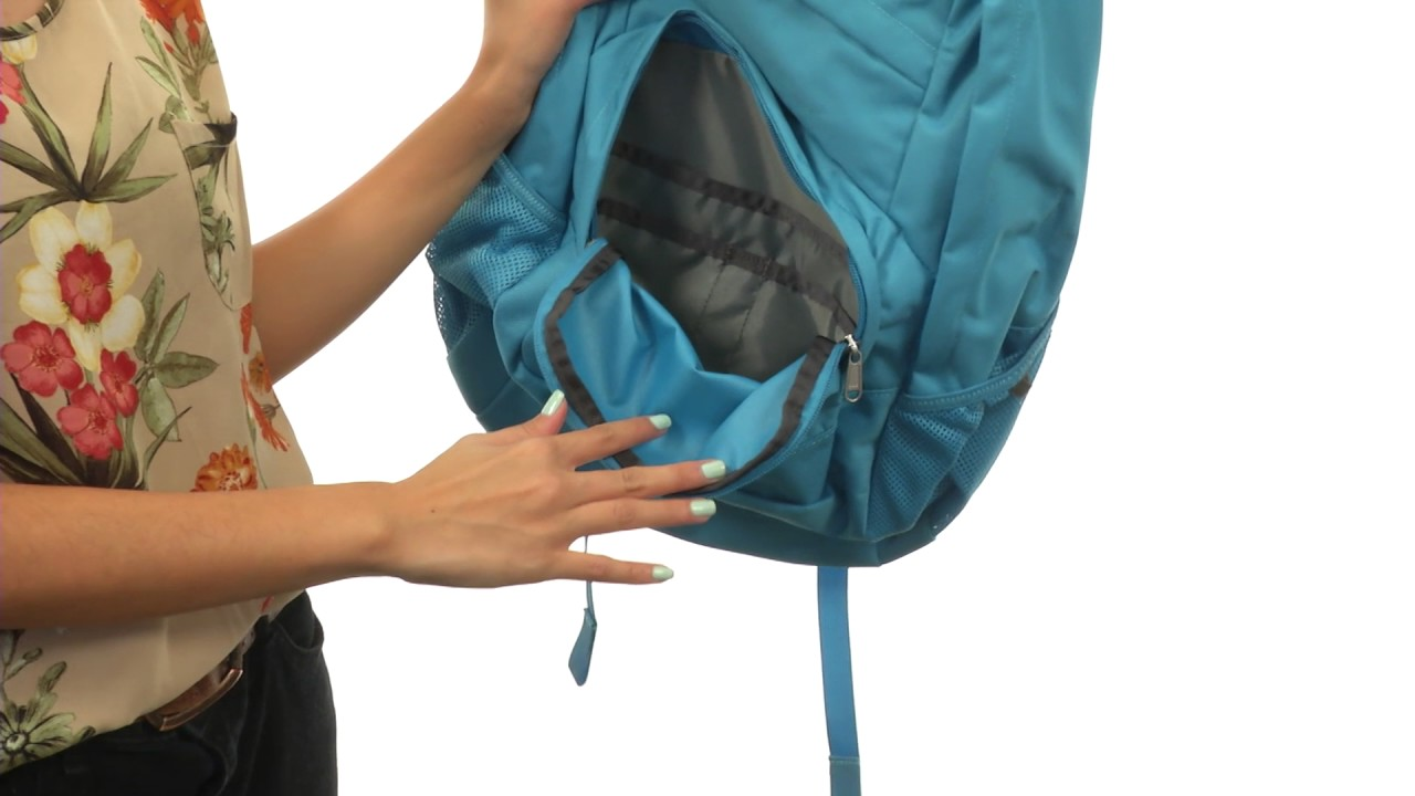 The North Face Wise Guy Backpack SKU 8828476 - YouTube 071fede3d2a9f