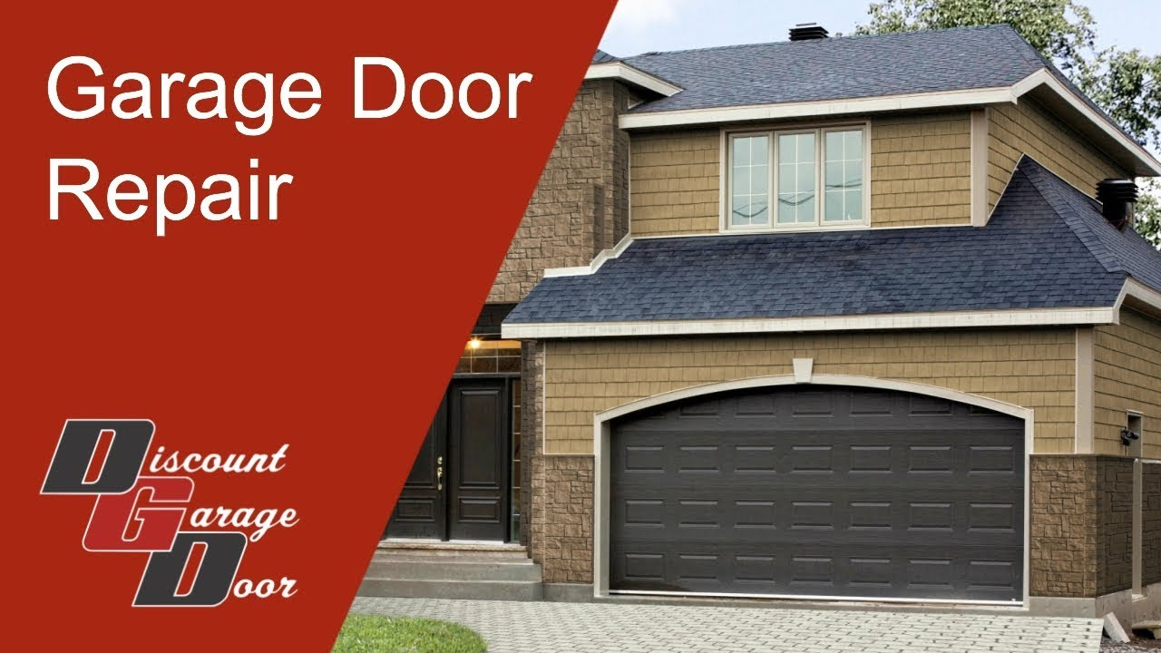 Repair tulsa ok tulsa garage door repair service broken springs - Garage Door Repair Owasso 918 234 Door