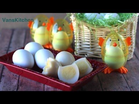 Easter egg jelly (Thach rau cau trung ga)