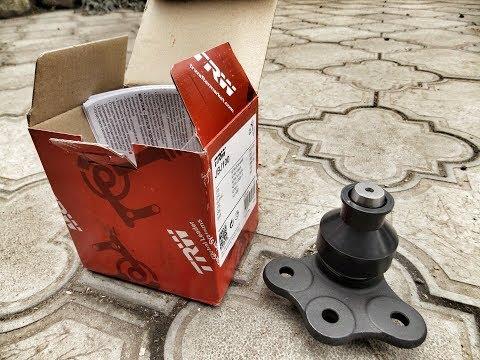 Замена шаровой опоры Opel Astra/Vektra/Zafira