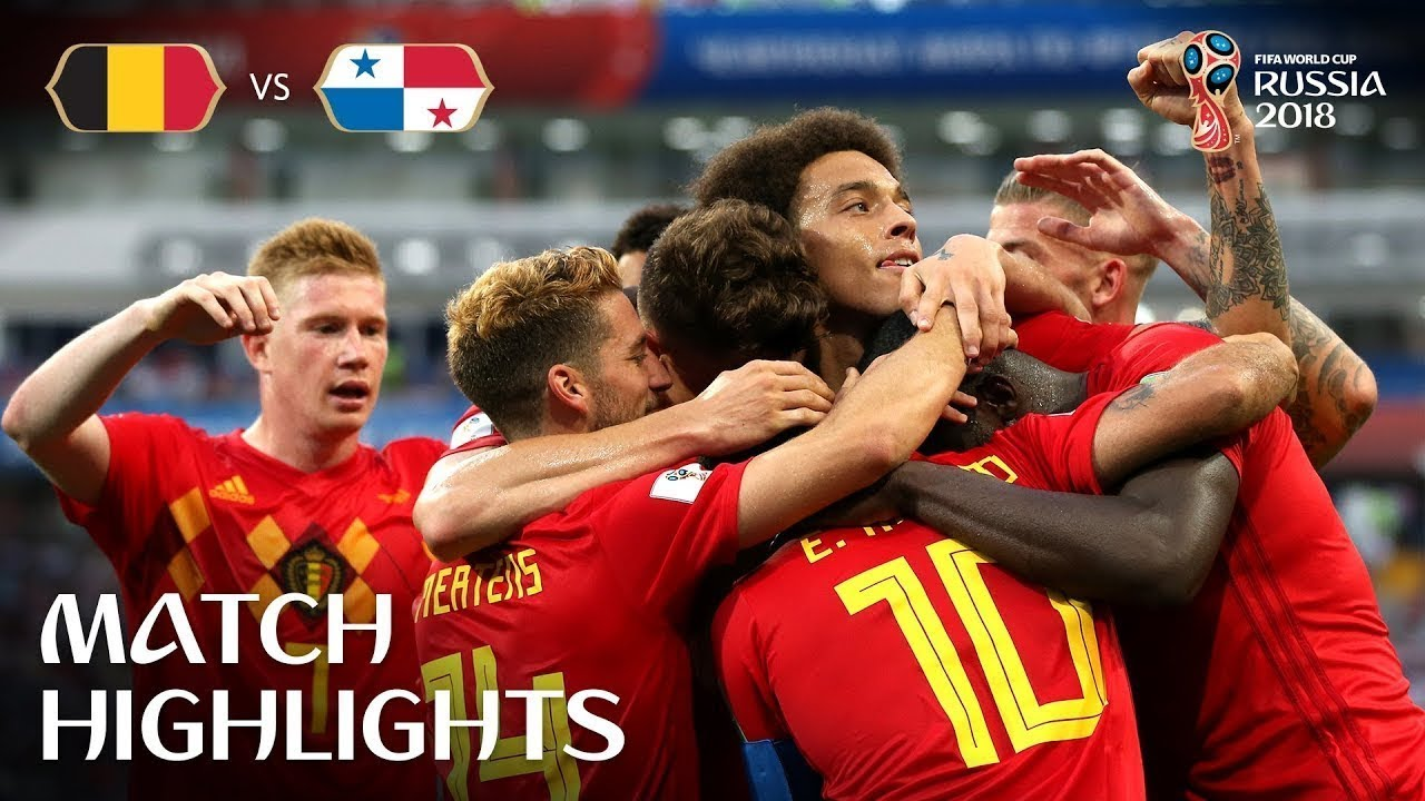 Download Belgium vs Panama Highlights 2018 | Fifa World Cup 2018 highlights