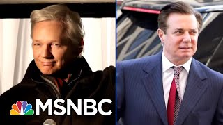 Mueller Shreds Manafort Plea After He Admits To Lying, Cheating | The Beat With Ari Melber | MSNBC