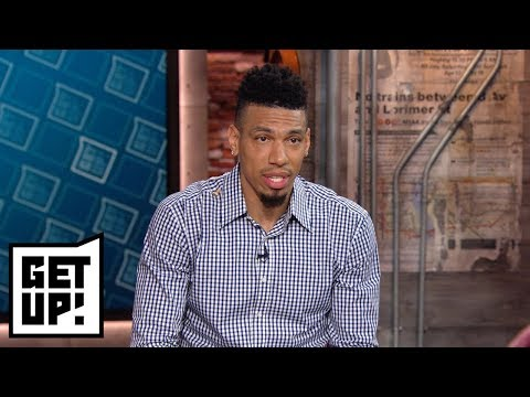 Danny Green on Kawhi Leonard: I think he wants to be in San Antonio | Get Up! | ESPN