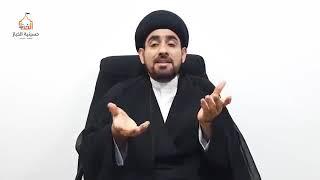كراهة التملي بالطعام والمعاشرة لمن يحق له الإفطار في نهار شهر رمضان كالمسافر - السيد حسن الخباز