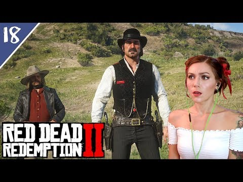 Is This A Trap? | Red Dead Redemption 2 Pt. 18 | Marz Plays thumbnail