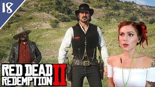 Is This A Trap?   Red Dead Redemption 2 Pt. 18   Marz Plays