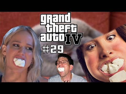 CHUBBY BUNNY | Grand Theft Auto 4 | Part 29 | SK Let's Play | George thumbnail
