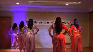 Bollywood Dance medley..Radha,Badtmeez dil, Balam pichkari & Appangal