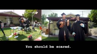 Rhett & Link Graduation Song Original beside BTS