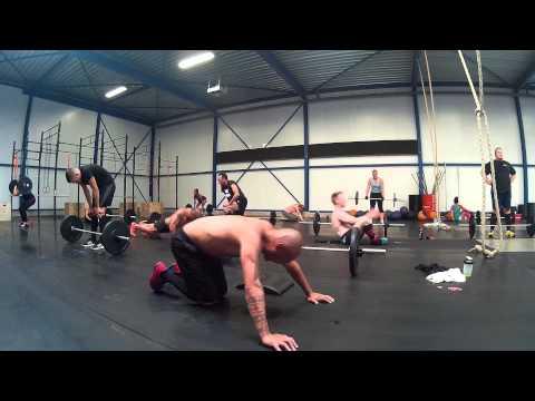 CrossFit Assen 16 juli 2015