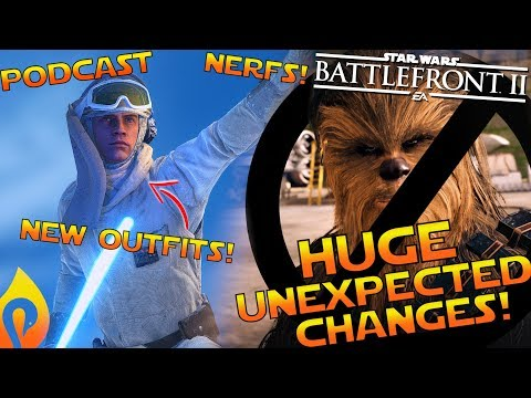 Big Unexpected Hero Changes In Patch 1.2 - Star Wars Battlef