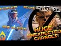Big Unexpected Hero Changes In Patch 1.2 - Star Wars Battlefront 2 Full Patch Notes!