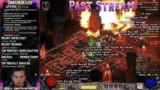 Diablo 2 - Baal runs with Javazon !!! 14/11/2018