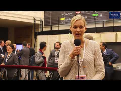 Cecilia Repinski, Executive Director, Stockholm Green Digital Finance - #FTCommunity
